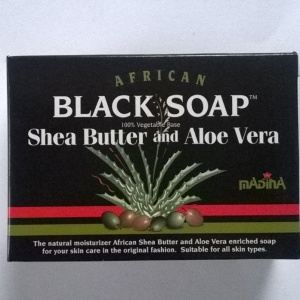 Black Soap - $2.25 in     Health and Beauty