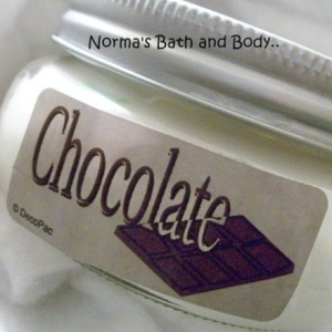 Chocolate Shea Butter Cream - $ 10.00