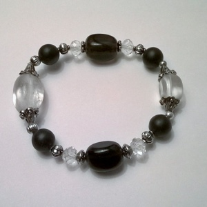 Genuine Gemstone Bracelets - $15.00