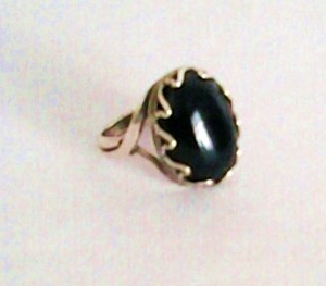 Gemstone Rings - $12.00