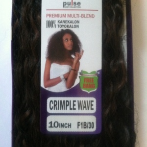 Braiding  and Weaving Hair in Hair Products