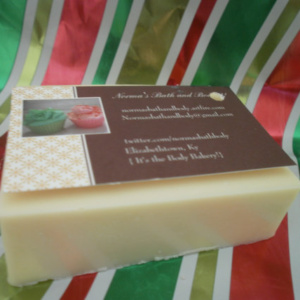 banana nut bread soap