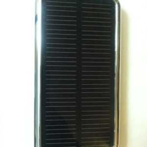 Solar Powered Universal Cell Phone Charger