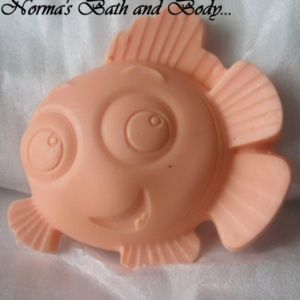 nemo the fish soap