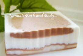 Exciting variety of sensational soaps and bath products