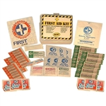 15 first aid kit small