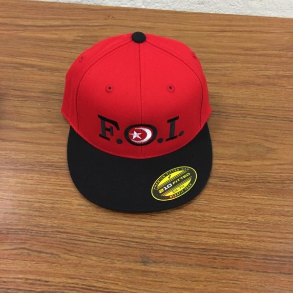 red foi cap s and c