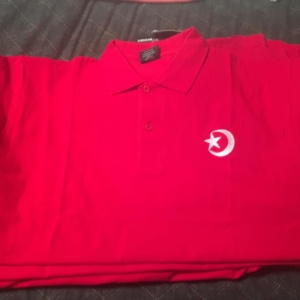 red s and c polo